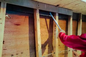 建具等の撤去イメージ画像